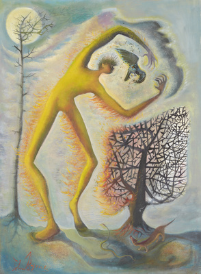 The Weasel, the Snake and the Dryad, 2015