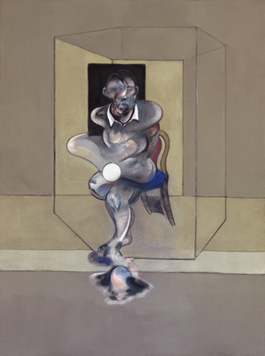 Study for Self-Portrait, 1976