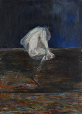 'Figure in a Room', c. 1958