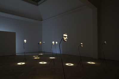 Project for a Masquerade (Hiroshima) (2010-2011)  By Simon Starling