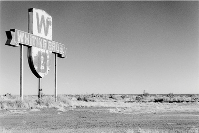 Jetty #24, Prewitt, New Mexico, 2011-14