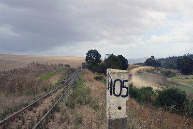 Spoor: Caledon, Western Cape, South Africa, 2015