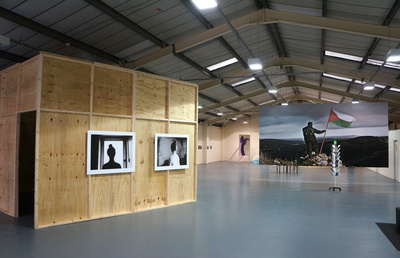 Installation, Supertramp Exhibition, G39, Cardiff, 2012 By Peter Finnemore
