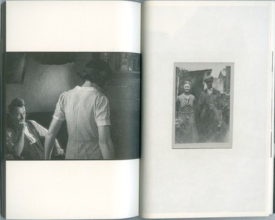 Double page spread from Album (Artist's Book), The Silent Vi...