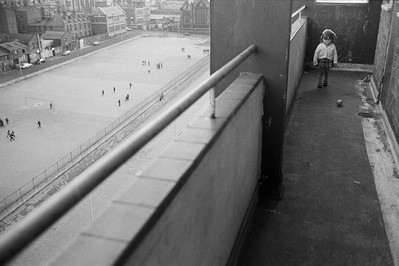 Crosbie Heights, William Henry Street, 1975. Liverpool serie...