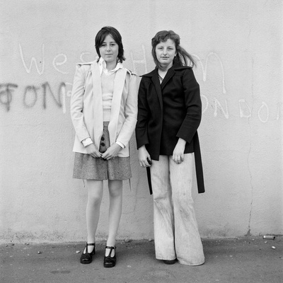 Portrait from the Free Photographic Omnibus: Brighton, 1974 By Daniel Meadows