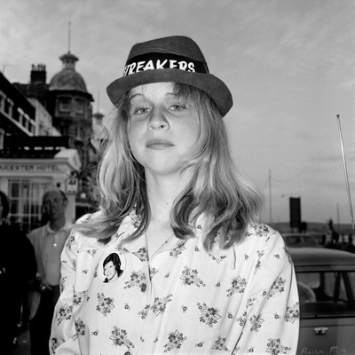 Portrait from the Free Photographic Omnibus: Weymouth, 1974
