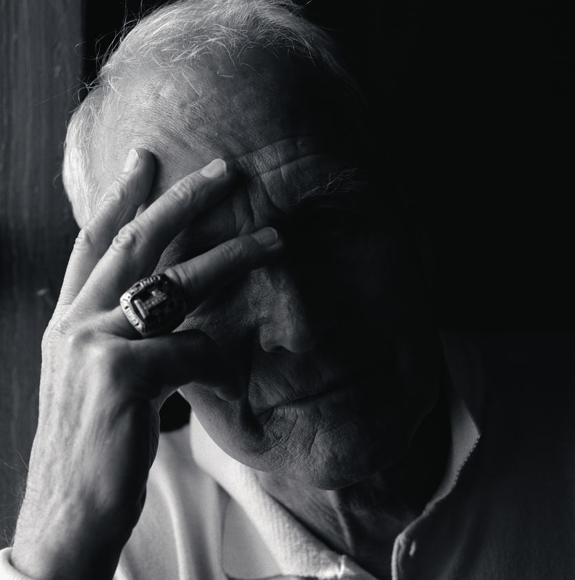 Paul Newman (From the Crying Men series), 2002-2004