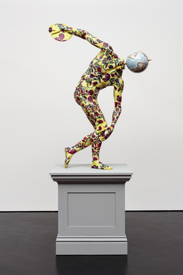 Discus Thrower (after Myron), 2016