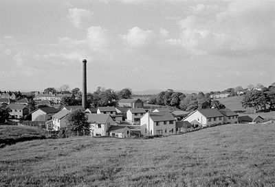 Site of former Bancroft Shed, Barnoldswick, Lancashire, 1978 By Daniel Meadows