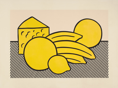 Yellow Still Life, 1974