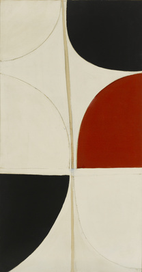 Red, Black, White, 1965