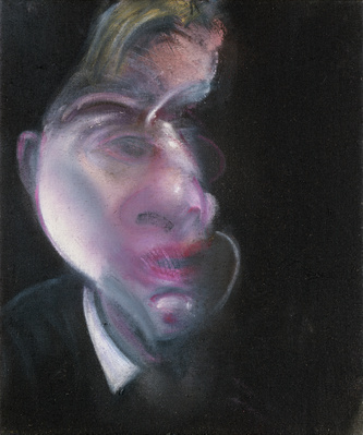 Three Studies for Self-Portrait, 1979 By Francis Bacon