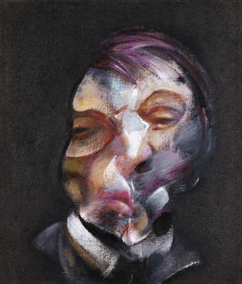 Self-Portrait, 1971 By Francis Bacon