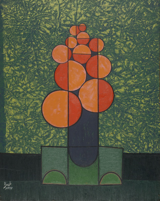 Apple Tree, 1962