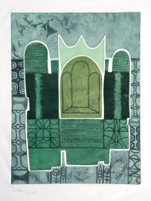 Green Window, 1968