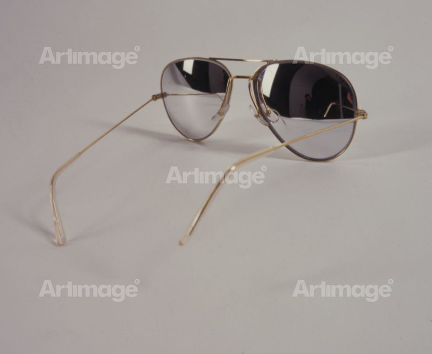Inside-Out Aviator Glasses, 1994
