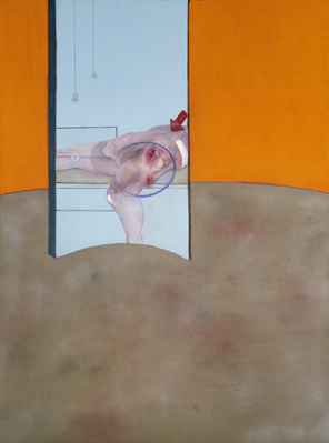 Triptych, 1987 By Francis Bacon