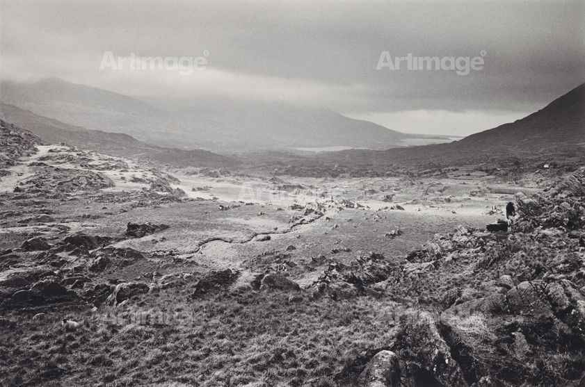 Enlarged version of Glenmore, Near Waterville, Co. Kerry, Ireland, 1979 I