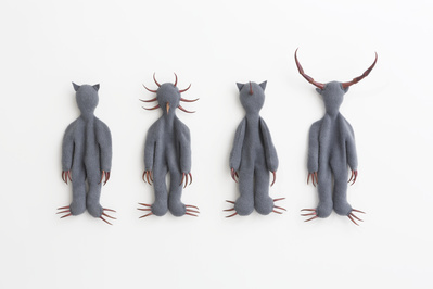 We Are All Animals, 2010 By Permindar Kaur