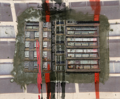 Study for the Wandsworth Road Estate IV, 2006-2007