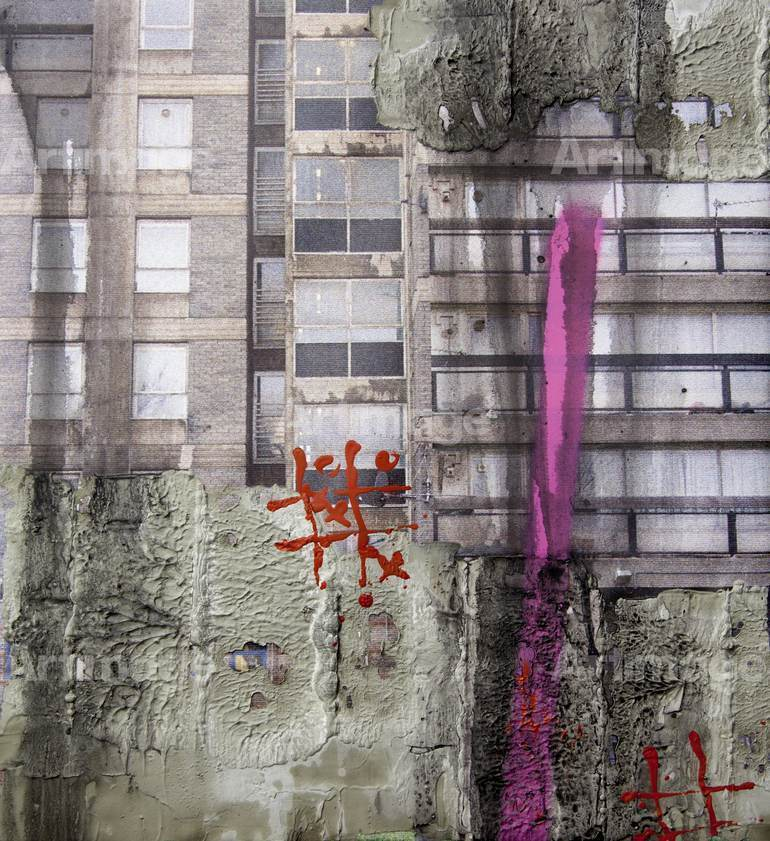 Study for Durrington Towers I, 2005