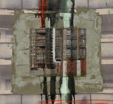 Study for the Wandsworth Road Estate I, 2006-2007