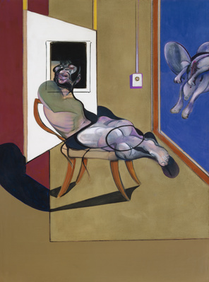 Seated Figure, 1974
