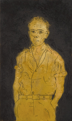 Portrait of a Martyr, 1982
