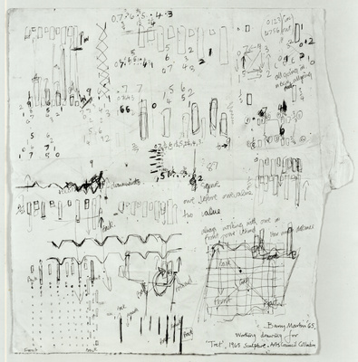 Working Drawing, 1995