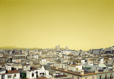 True  Stories Barcelona (Oro), 2005/2015 By Hannah Collins