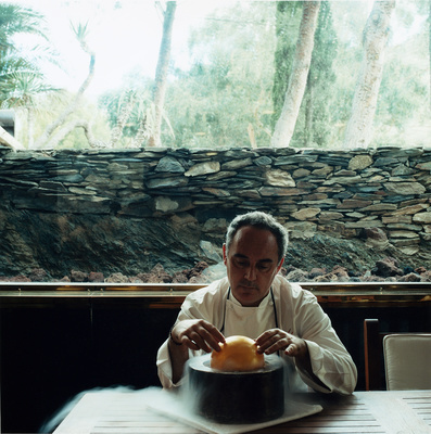 The Fragile Feast, Ferran Adria, 2011