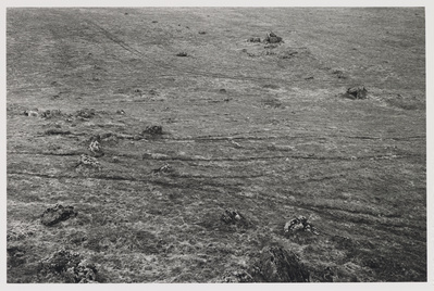 Paths and Rocks, Brassington, 1979 By Paul Hill