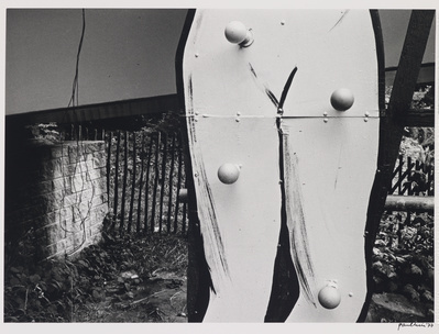 William Tell's crotch, Matlock Bath, 1977