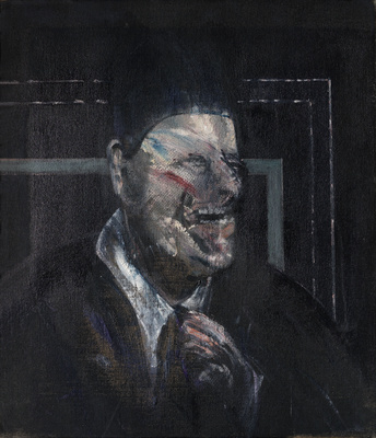 Small Study for Portrait, 1955