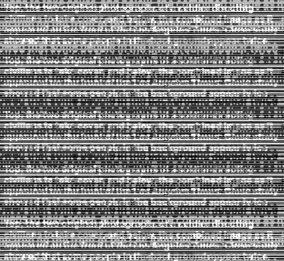 Between the Lines, Text Noise, 2017