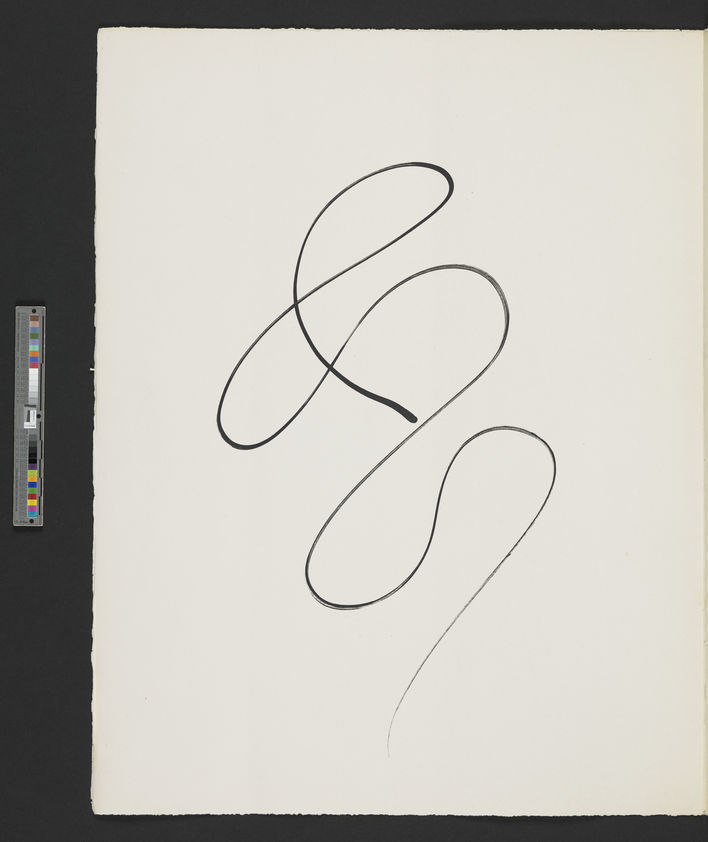 Ornamental Design Verso Of Half Title Page Of The 1947