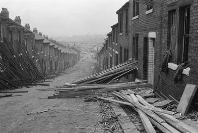 Demolition, Byker, 1975 By Sirkka-Liisa Konttinen