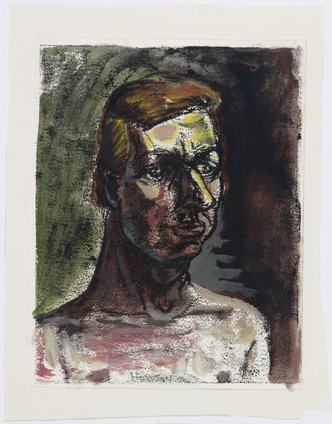 Untitled (Head), 1983