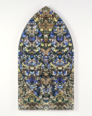 Posterity - The Holy Place, 2006 By Damien Hirst
