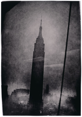 Empire State, NYC, 1989