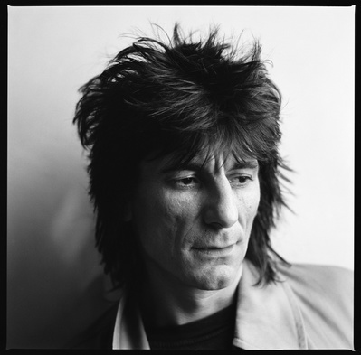Ronnie Wood 2, London, 1992