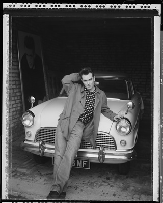 Morrissey Consul, Manchester, 1991 By The Douglas Brothers