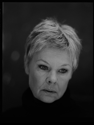 Judi Dench, London, 1995