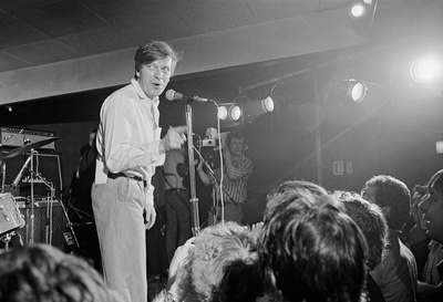 Factory Records: Tony Wilson, the Russel Club, the 'Factory'...