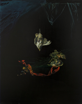 The Silenced Bird, 2008 By Emma Bennett