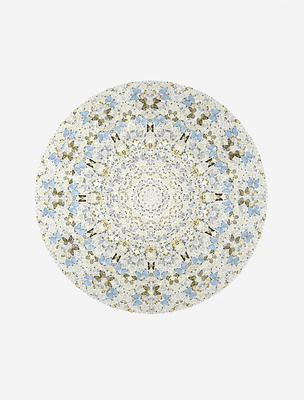 Sympathy in White Major - Absolution II, 2006  By Damien Hirst