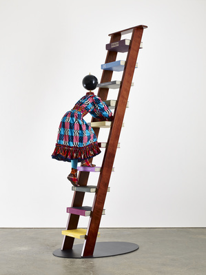 Magic Ladder Kid IV, 2014 By Yinka Shonibare MBE