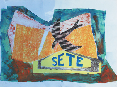 Sete, 1996 By Ivor Abrahams
