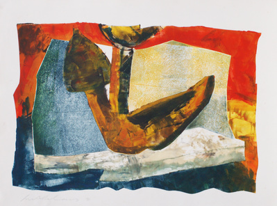 Anchor, 1996 By Ivor Abrahams